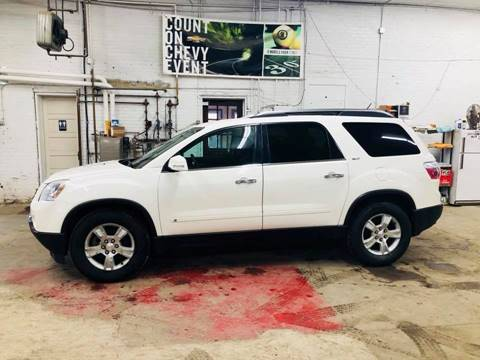 2009 GMC Acadia for sale at Car Corral in Tyler MN