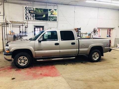 2002 Chevrolet Silverado 1500 Classic for sale at Car Corral in Tyler MN