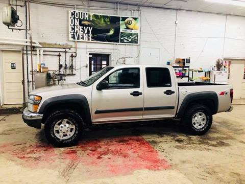 2006 Chevrolet Colorado for sale at Car Corral in Tyler MN