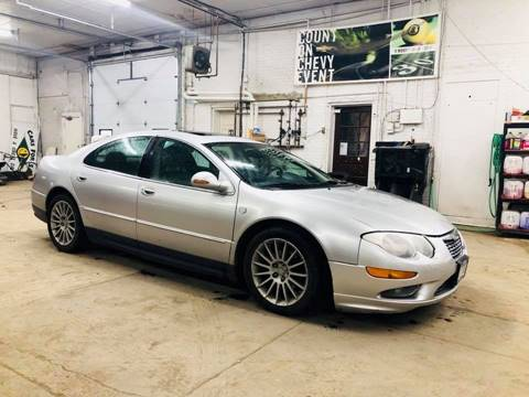 2002 Chrysler 300M for sale at Car Corral in Tyler MN