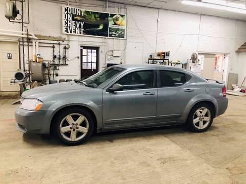 2008 Dodge Avenger for sale at Car Corral in Tyler MN