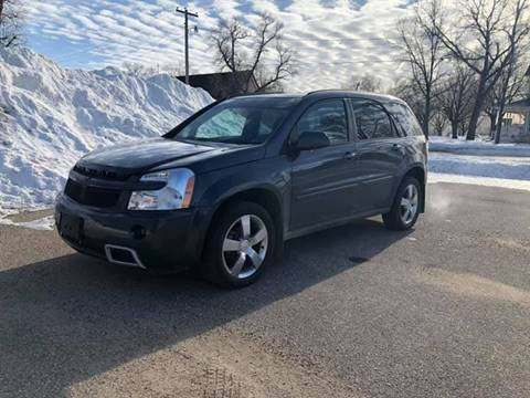 2009 Chevrolet Equinox for sale at Car Corral in Tyler MN
