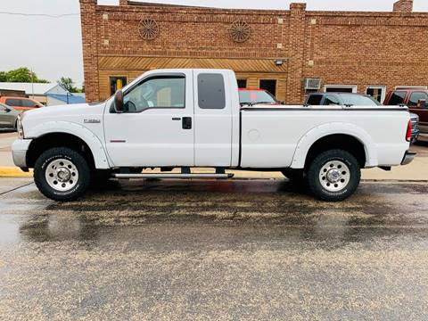 2006 Ford F-250 Super Duty for sale at Car Corral in Tyler MN