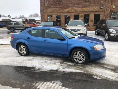 2008 Dodge Avenger for sale at Car Corral in Tyler MN