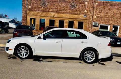 2012 Ford Fusion for sale at Car Corral in Tyler MN