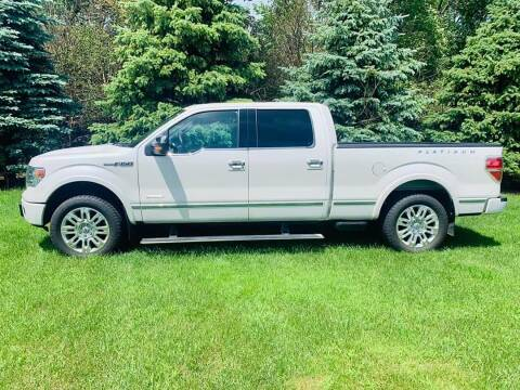 2013 Ford F-150 for sale at Car Corral in Tyler MN