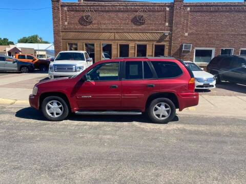 2003 GMC Envoy for sale at Car Corral in Tyler MN
