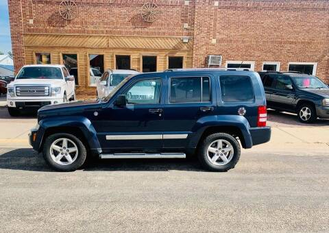 2008 Jeep Liberty for sale at Car Corral in Tyler MN