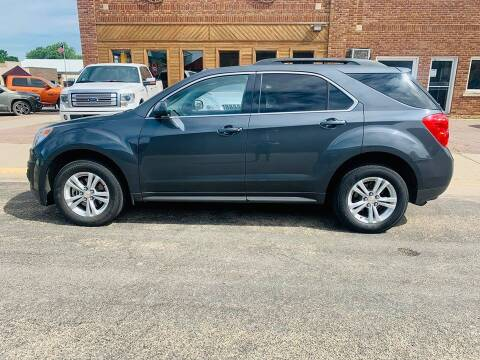 2011 Chevrolet Equinox for sale at Car Corral in Tyler MN