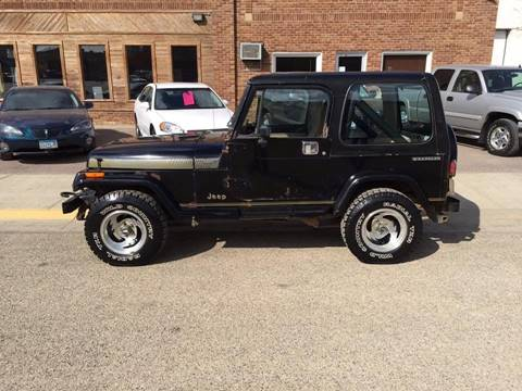 1988 Jeep Wrangler for sale in Tyler, MN