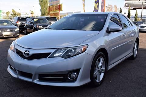 2013 Toyota Camry for sale in Phoenix, AZ