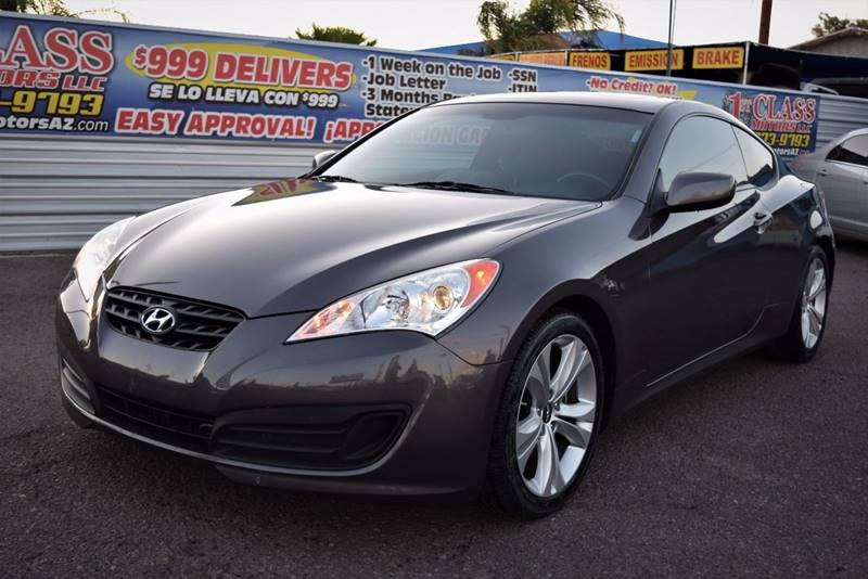2012 Hyundai Genesis Coupe 2.0T Premium In Phoenix AZ - 1st Cl ... on 2012 hyundai tucson, 2012 hyundai veloster, 2012 kia cerato coupe, 2012 audi rs coupe, 2012 hyundai accord, 2012 hyundai sonata, 2012 jaguar f-type coupe, 2012 volkswagen gti coupe, 2012 ford five hundred coupe, 2012 mercedes sls amg coupe, 2012 hyundai versa, 2004 hyundai tiburon coupe, 2012 hyundai scoupe, 2012 hyundai sportage, 2012 bmw 7 series coupe, 2012 hyundai altima, 2012 hyundai fit, 2012 honda crz coupe, 2012 hyundai elantra, 2012 mercedes-benz e-class coupe,