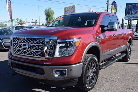 2016 Nissan Titan XD for sale in Phoenix, AZ