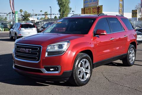 2013 GMC Acadia for sale in Phoenix, AZ
