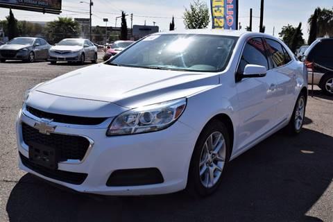 2014 Chevrolet Malibu for sale in Phoenix, AZ