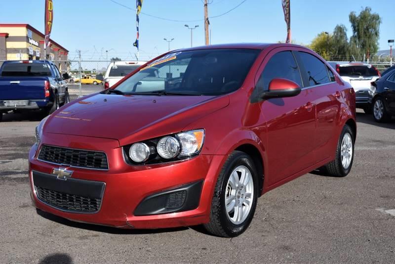 2012 Chevrolet Sonic For Sale At 1st Class Motors Llc In Phoenix AZ