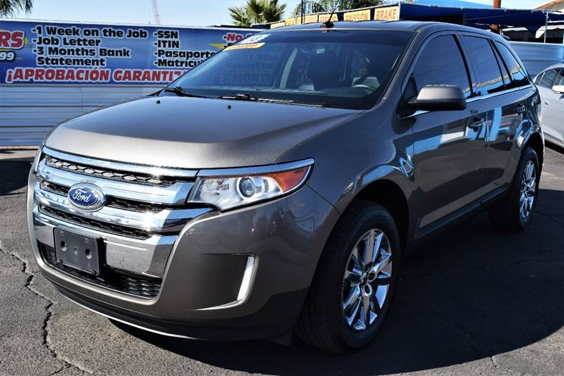 Ford Edge For Sale At St Class Motors Llc In Phoenix Az
