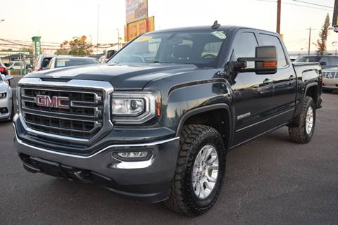 2017 GMC Sierra 1500 for sale in Phoenix, AZ