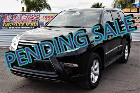 2016 Lexus GX 460 for sale in Phoenix, AZ
