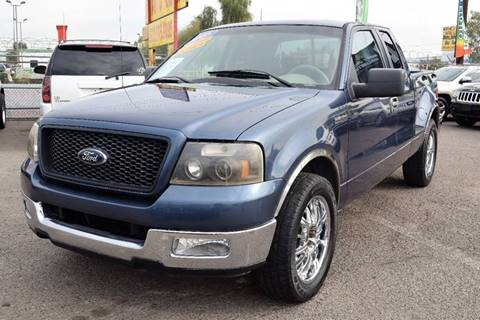 2005 Ford F-150 for sale in Phoenix, AZ