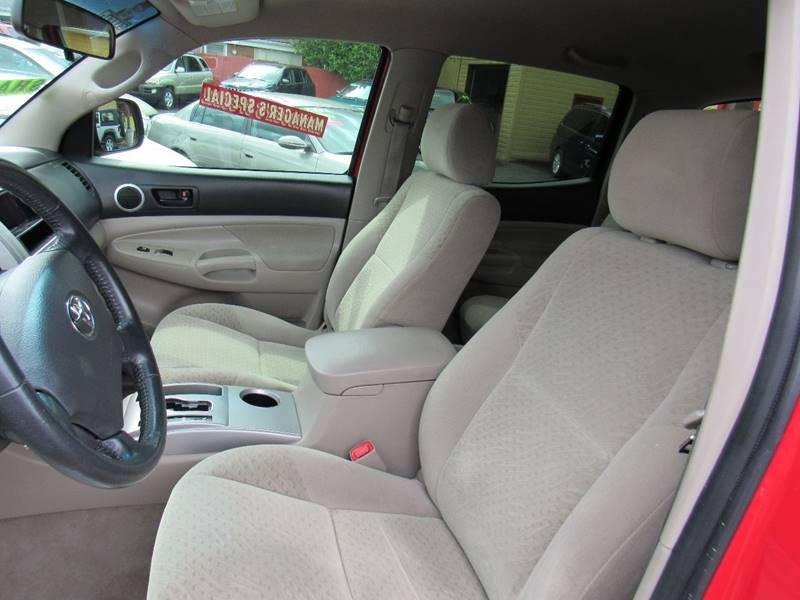 2007 Toyota Tacoma PreRunner V6 4dr Double Cab 5.0 ft. SB (4L V6 5A) - Portland OR