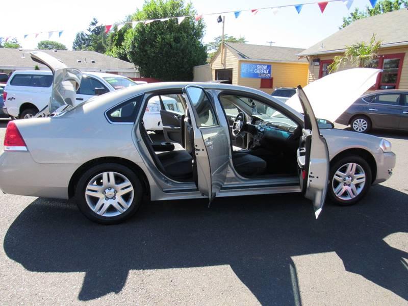 2012 Chevrolet Impala LT Fleet 4dr Sedan - Portland OR