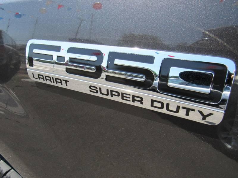 2006 Ford F-350 Super Duty Lariat 4dr Crew Cab LB - Portland OR