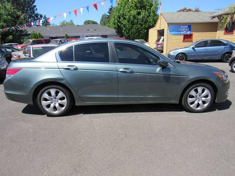 2008 Honda Accord EX-L 4dr Sedan 5A w/Navi - Portland OR