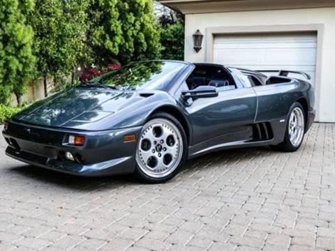 1998 Lamborghini Diablo For Sale In Calabasas, CA