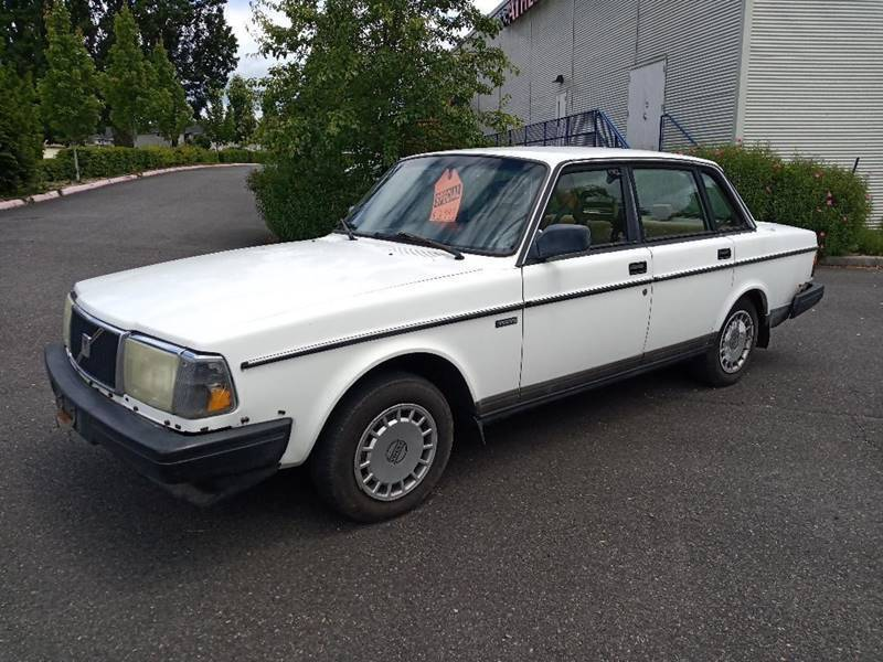 1986 Volvo 240 DL