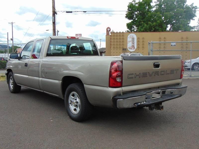 2003 Chevrolet Silverado 1500 4dr Extended Cab Rwd LB - Portland OR