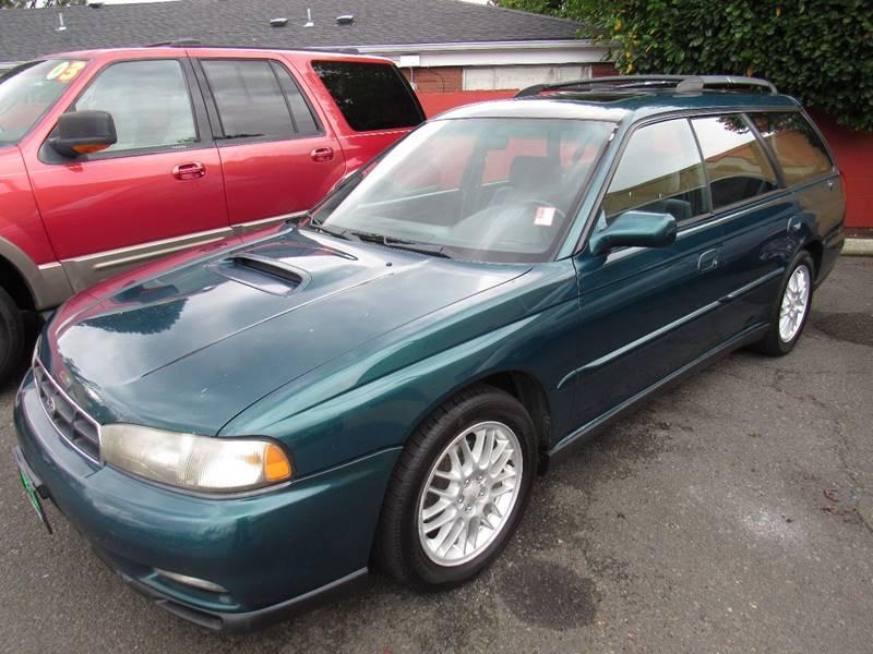 1997 Subaru Legacy AWD GT 4dr Wagon - Portland OR