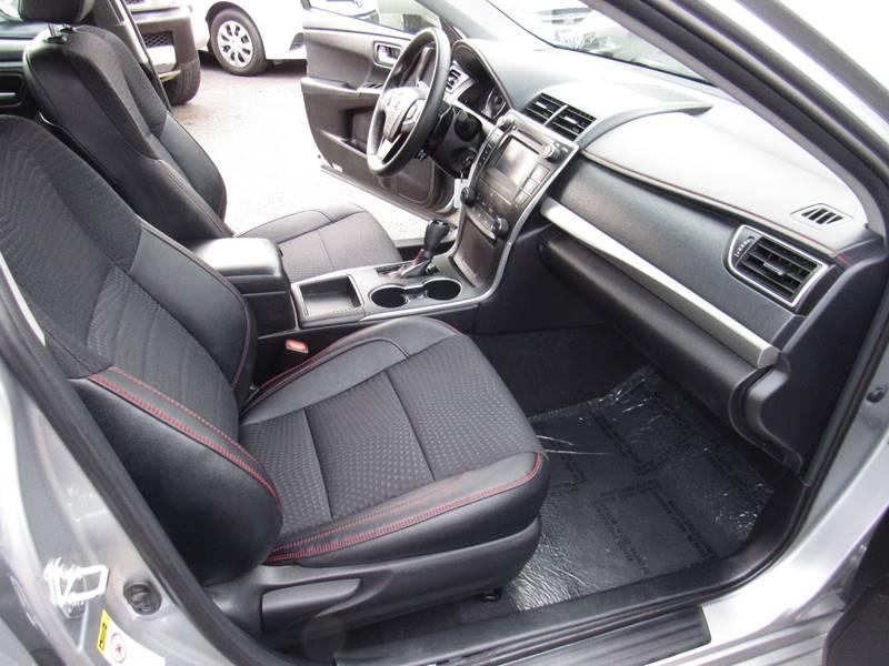 2015 Toyota Camry SE 4dr Sedan - Portland OR
