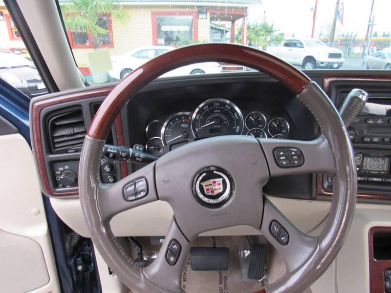 2005 Cadillac Escalade AWD 4dr SUV - Portland OR