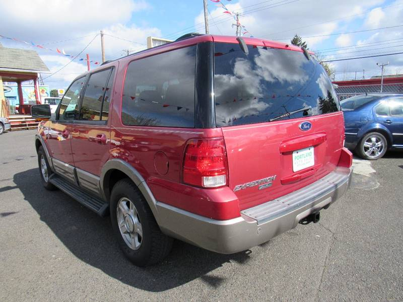 2003 Ford Expedition Eddie Bauer 4WD 4dr SUV - Portland OR
