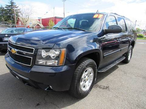 2007 Chevrolet Suburban for sale in Portland, OR