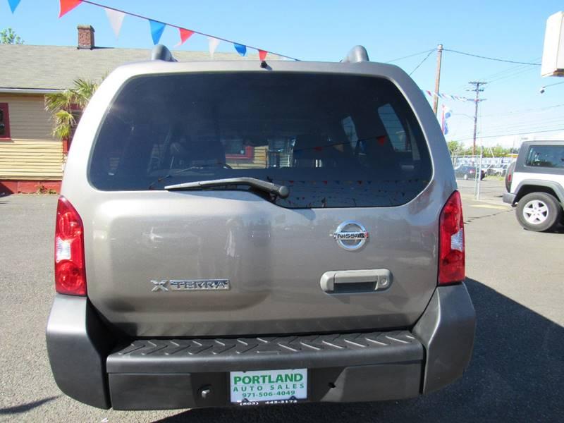 2005 Nissan Xterra Off-Road 4dr SUV - Portland OR