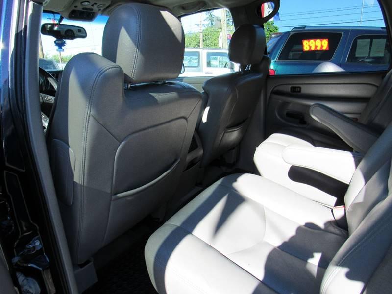 2004 GMC Yukon SLT 4WD 4dr SUV - Portland OR