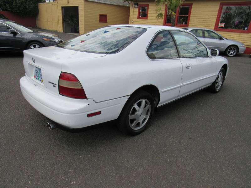 1995 Honda Accord EX 2dr Coupe - Portland OR