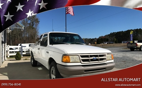 1993 Ford Ranger for sale in Benson, NC