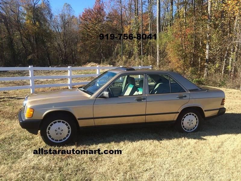 1985 mercedes 190d mpg