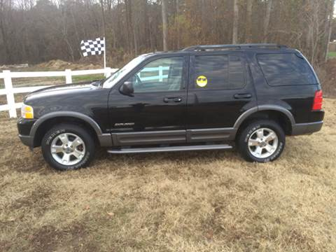 2004 Ford Explorer for sale in Benson, NC