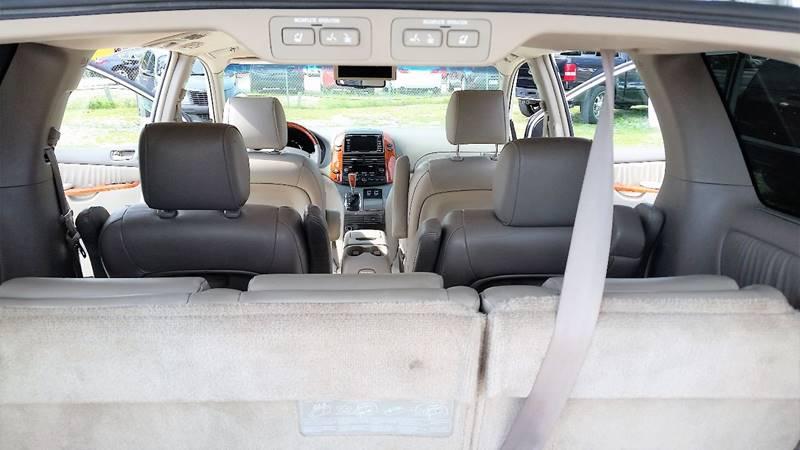 2008 Toyota Sienna XLE Limited 4dr Mini-Van - Orlando FL