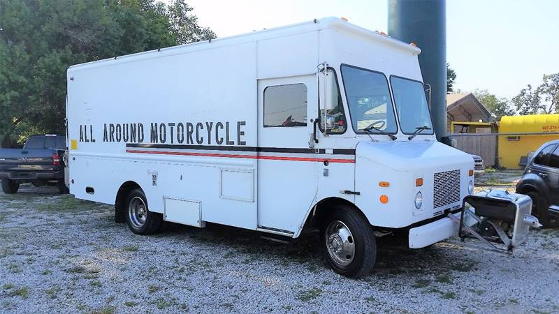 1997 Chevrolet Commercial Vans P30 Aluminum Body - Orlando FL
