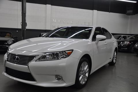 2013 Lexus ES 300h for sale in Nashville, TN