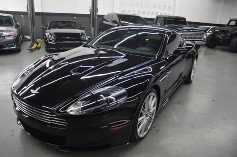 2009 Aston Martin DBS for sale in Nashville, TN