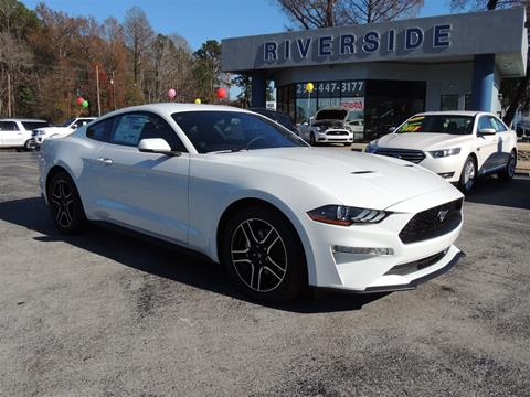 2018 Ford Mustang for sale in Havelock, NC