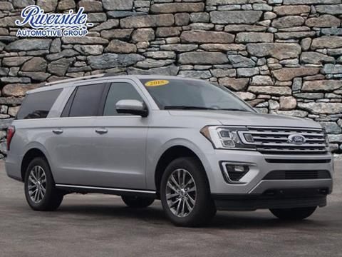 2018 Ford Expedition MAX for sale in Havelock, NC