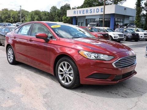 2017 Ford Fusion for sale in Havelock, NC