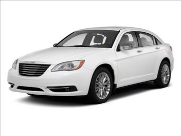 2012 Chrysler 200 for sale in Havelock, NC
